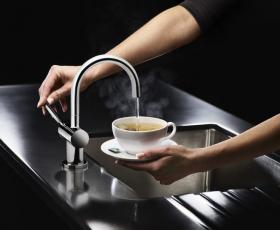 В Симферополе запустили проект «кофепровод»