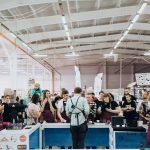 В Крыму состоялся юбилейный V КРЫМСКИЙ ФЕСТИВАЛЬ КОФЕ И ЕДЫ и II Выставка кофе и уличной еды BAZAR & COFFEE