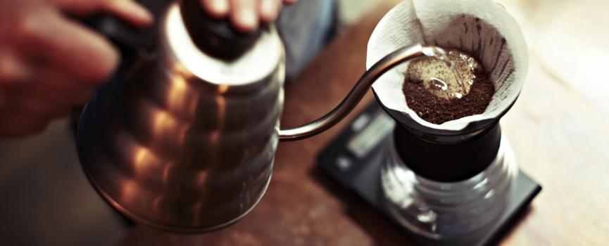 Крымская «Школа бариста» научит готовить и пить кофе