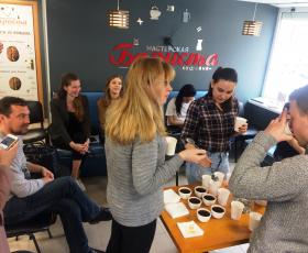 Севастопольские сомелье познакомились в миром кофе