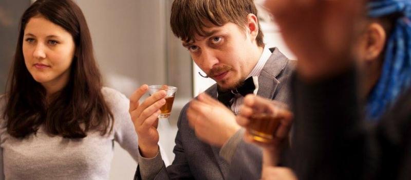 В Крыму состоялась серия мастер-классов по чайной миксологии